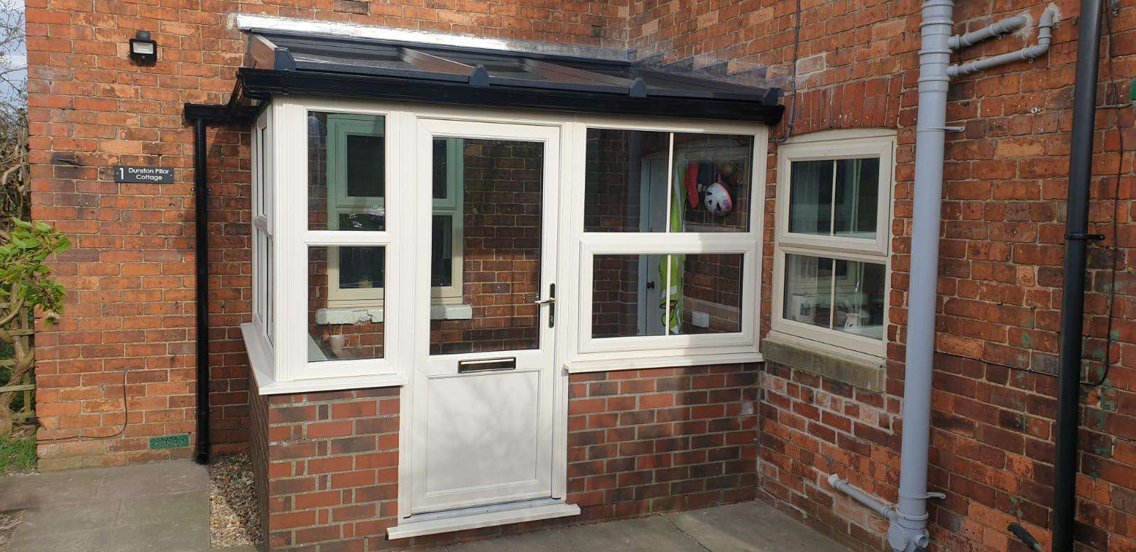 upvc porch builders lincoln