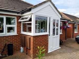 new porch build lincoln